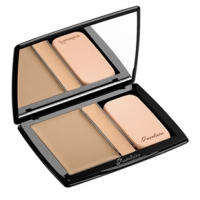 Пудра компактная Guerlain -  Lingerie de Peau Compact Foundation and Concealer №03 Beige Naturel